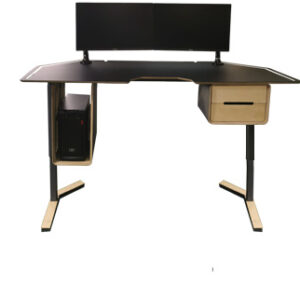 Height-adjustable tables